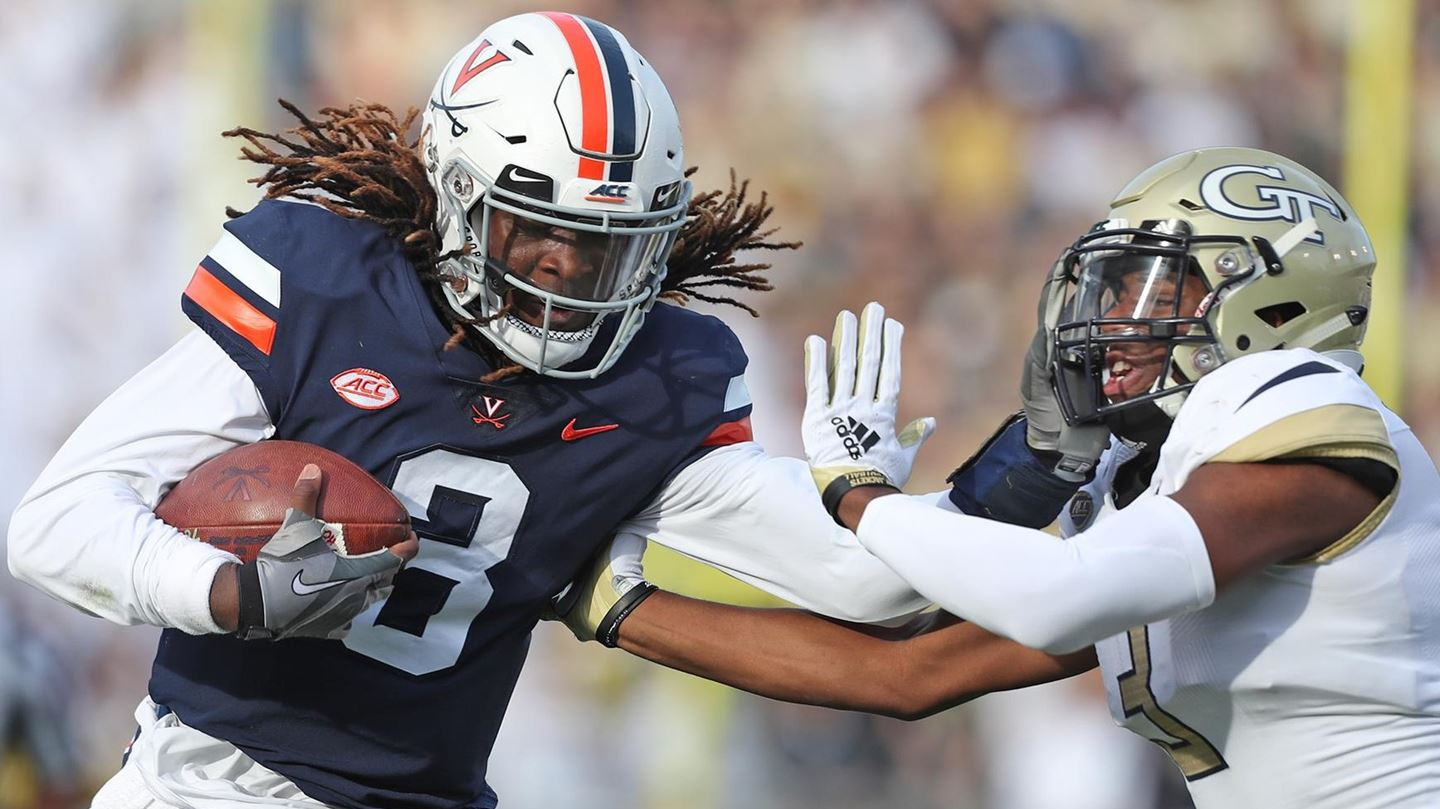 Virginia Football Scores A Couple Of Verbal Commitments Prior To Early Signing Day Newsradio Wina