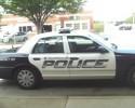 City Cop Car 90912