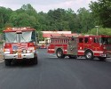 Fire Trucks City