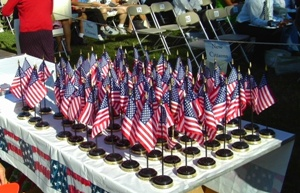 Huffington Speaks To Newly Naturalized Americans In Williamsburg