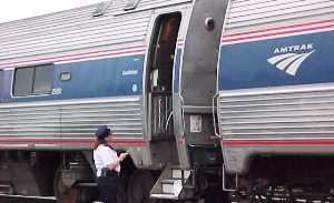 AMTRAK Says Ridership Is Reaching New Heights
