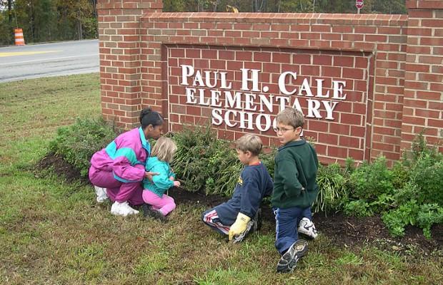 Growing Pre-School Population In Albemarle