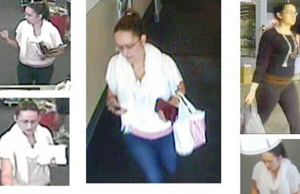 Police Looking For Credit Card Theft Suspect