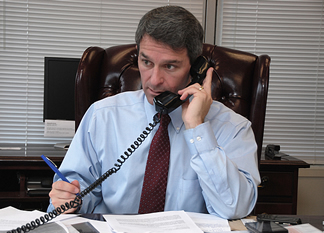 Authorities Investigate Threatening Emails Sent To Cuccinelli Campaign