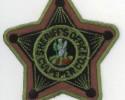 Culpeper Sheriffs Badge