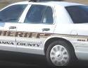 Fluvanna Sheriff's Vehicle
