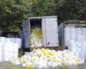 Pesticide Container Recycling Sample Photo