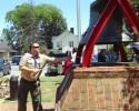 Ridge Street Fire Station Bell 70410