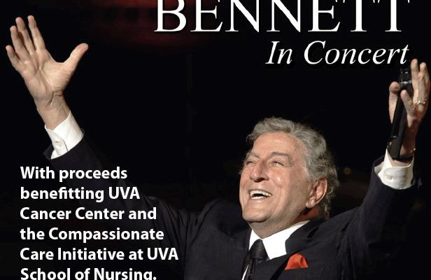Tony Bennett Benefit Concert