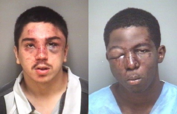 Suspects In Failed Robbery Identified