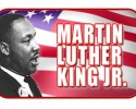 King Martin Luther, Jr. (from Clip Art)