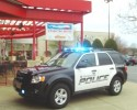 Albemarle Police Vehicle 30913 CC