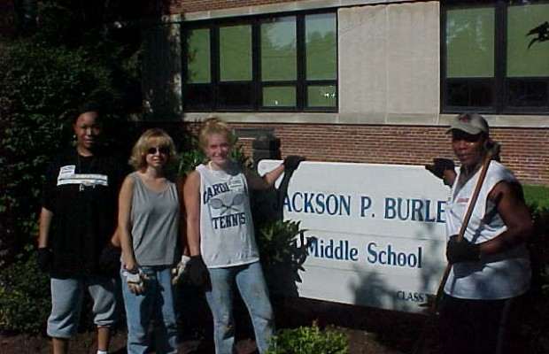 Laurence E. Richardson Day Of Caring Takes Place Wednesday.