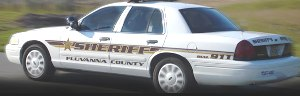 Fluvanna Sheriff's Office Warns About Thefts From Vehicles