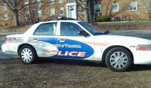 UVA Police Investigate A Student's Report Of An Attempted Assault