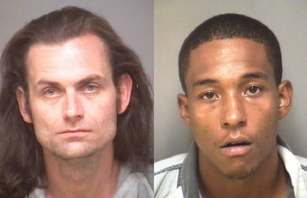 Two Car Burglary Suspects Arrested