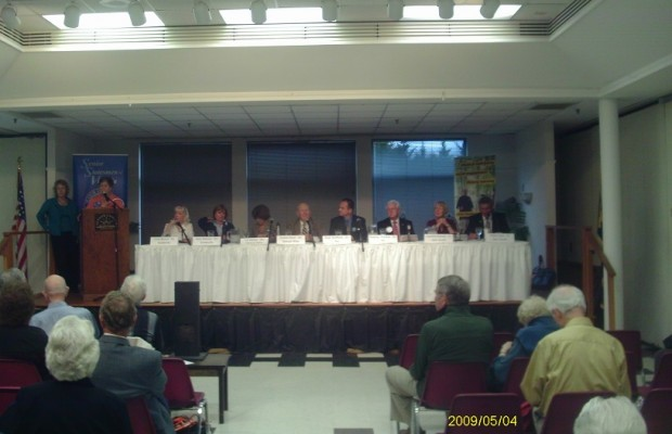 Western Bypass, Economy Among Topics At Candidates Forum