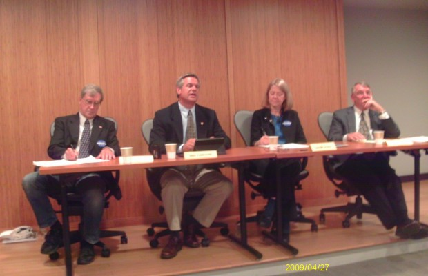 Candidates Hear From Downtown Residents, Business Owners
