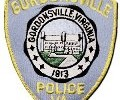 Gordonsville Cop Badge 91508