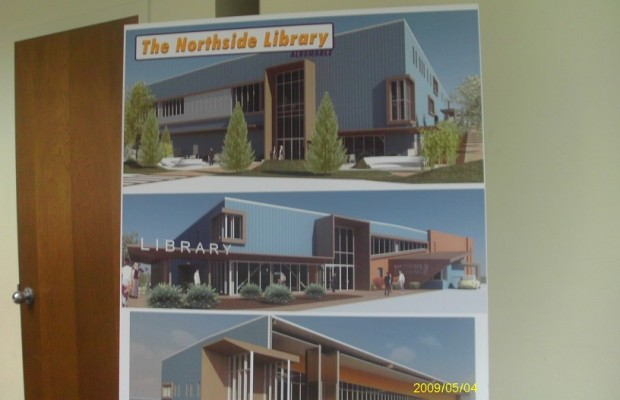 County Plans Many Uses For Future Library