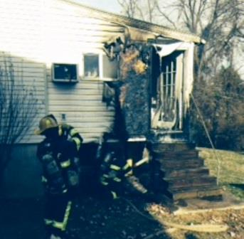 Trailer Fire In Northwest Albemarle, Small Fire On Prospect Ave.
