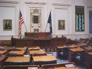 Veteran Delegate From Roanoke Resigns His Seat