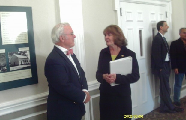 Dittmar Becomes Albemarle's Newest Supervisor