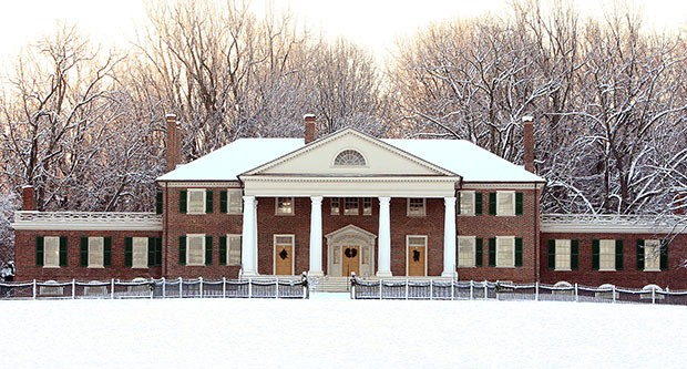 Candlelight Christmas Tours at James Madison's Montpelier