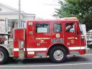 Firefighters Evacuate Tarleton Square Apartments