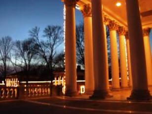 UVA Students And Faculty Enjoy Lighting Of The Lawn