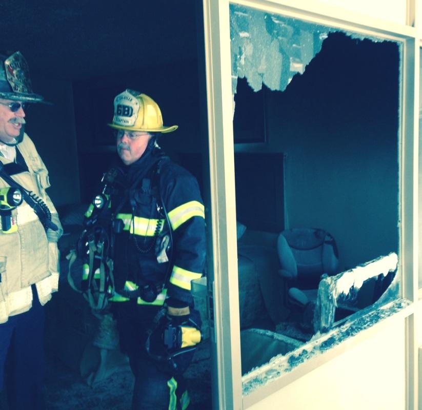 Fire At Days Inn On Emmet Street