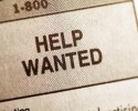 Help Wanted Ad CLIPART