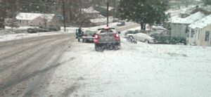 Virginians Dig Out From Latest Winter Storm