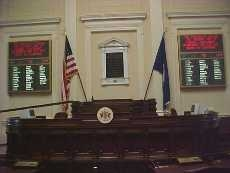 Governor Amends Bill Dealing With Lawmakers Ethics