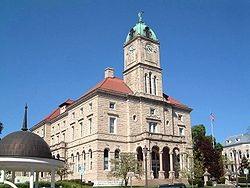 Harrisonburg Church Survives Water Main Break
