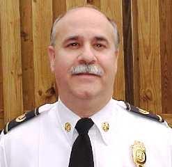 Chief Charles Werner