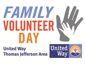 United Way Family Volunteer Day