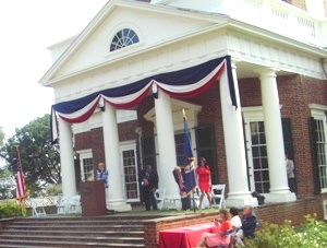 Monticello Prepares For Independence Day Crowd