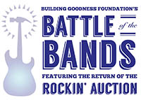 Builoding Goodness Foundation's Battle of the Bands