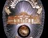 Albemarle Police Badge