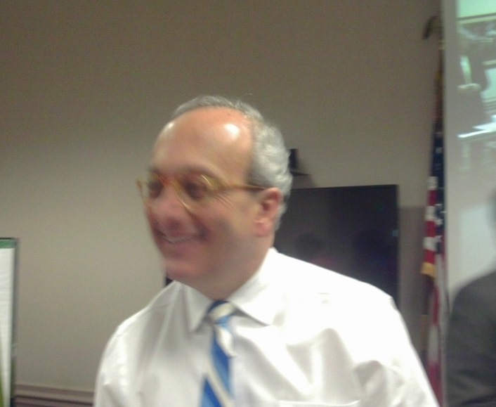 Advisory Panel For 29 Corridor Meets With Former VDOT Commissioner