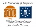 Weldon Cooper Center for Public Service Logo
