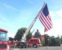 A 911 Fire Dept Photo sent to us