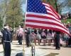 Dogwood Vietnam Memorial Rededication 042415 (RG)
