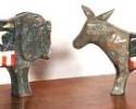 Elephant Donkey Symbols 031608