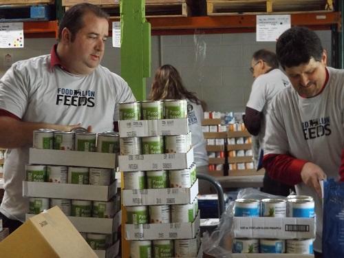 Charlottesville Food Bank Summer