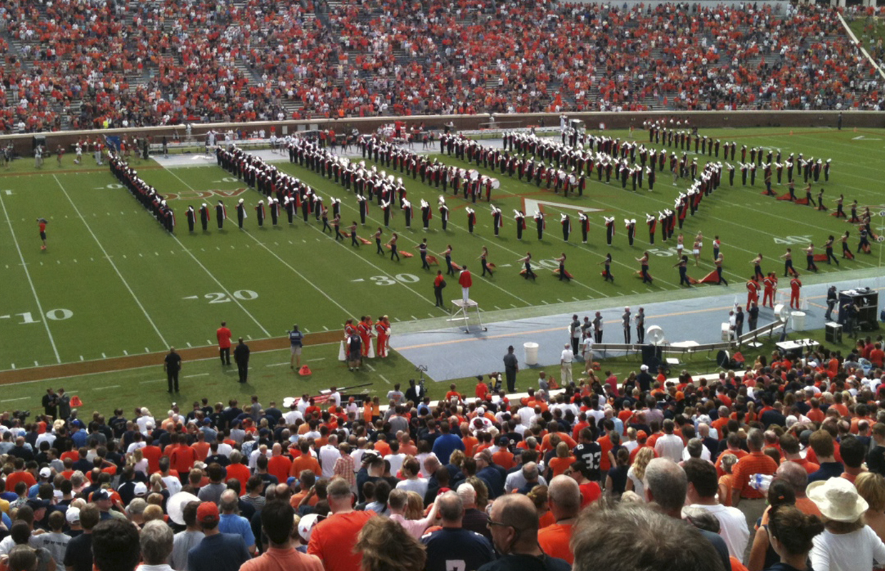No. 2 UVA at Georgia Tech