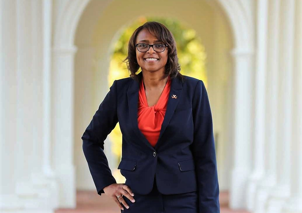 UVA selects a woman to be the University's next Athletic Director