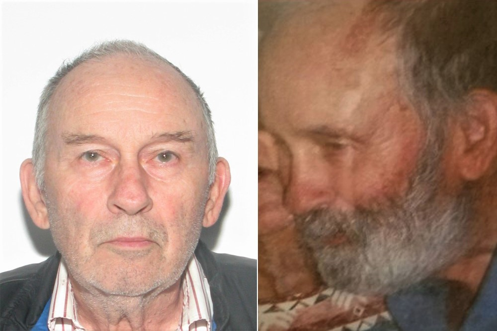 Senior Alert issued for missing Virginia man