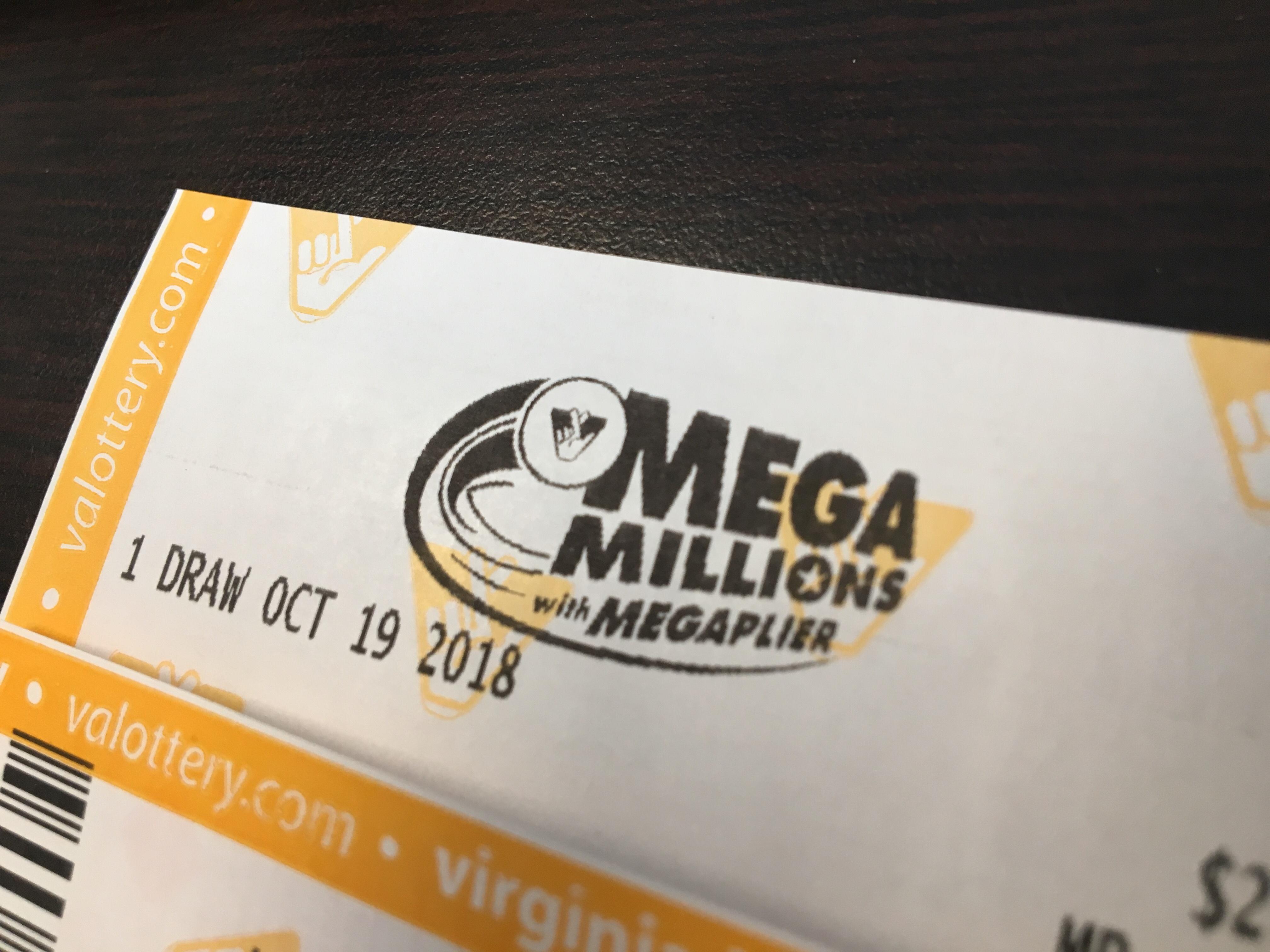 Mega Millions once again produced two $1-million winners ...